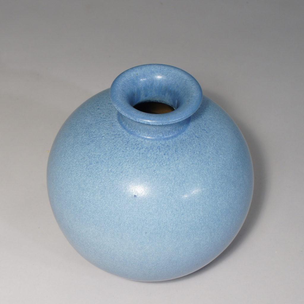 Gunnar Nylund for Rörstrand, Sweden. Signed vase in stoneware.