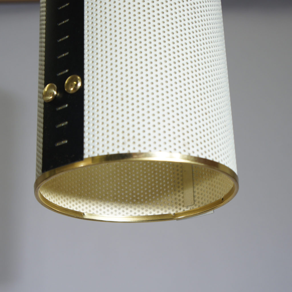 Ceiling lamp by Asea, Sweden. 1950's.