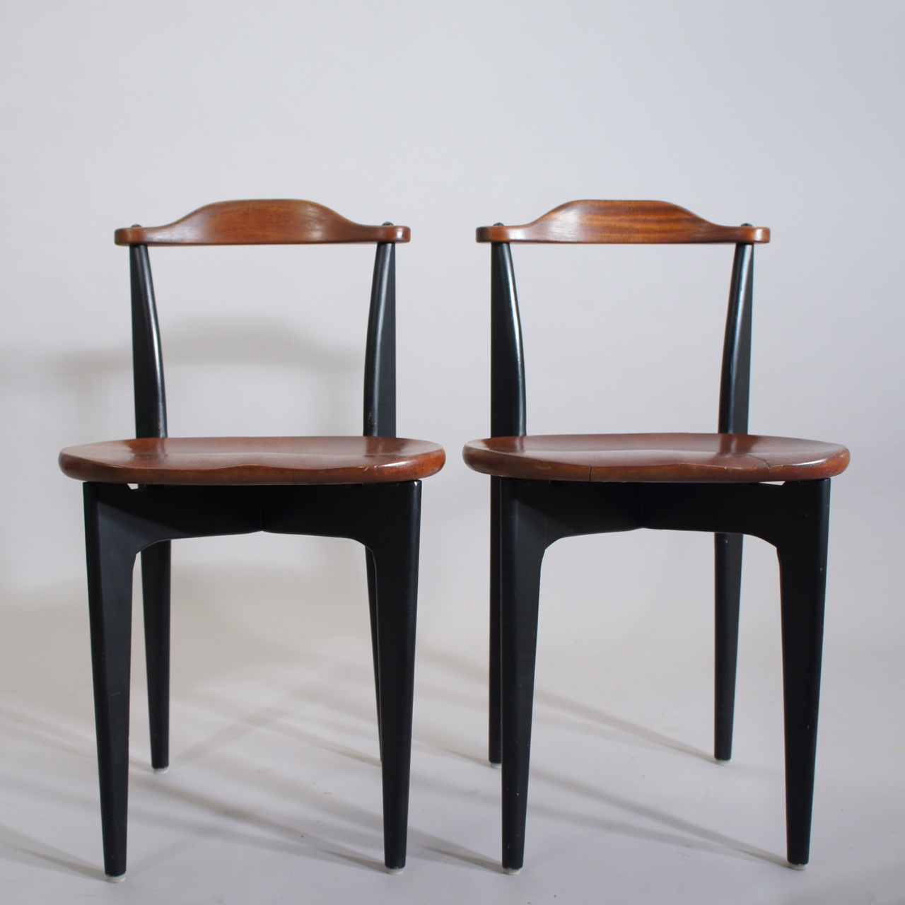 Attirant Two Chairs By Yngve Ekström U201cThemau201d U2013 Sold.