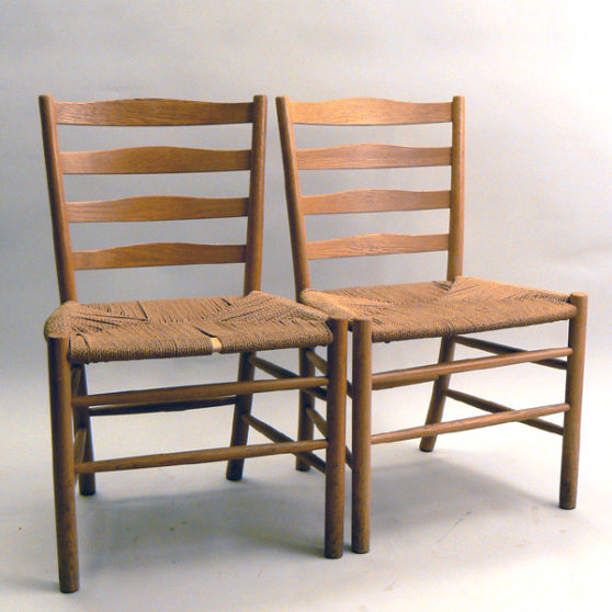 6 Wishbone Y Chairs By Hans J Wegner Sold Wigerdals
