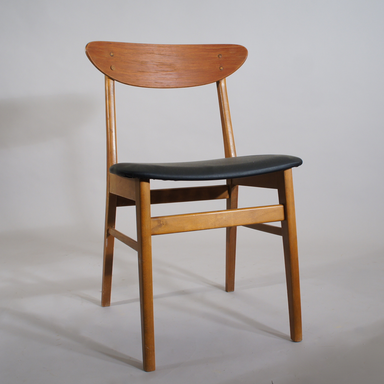 4 Dining Chair In Teak By Ikea Quot Monaco Quot Sold